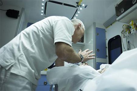 L'hypnose en intervention d'urgence, une aide utile