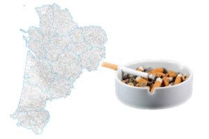 Tabac à Bordeaux