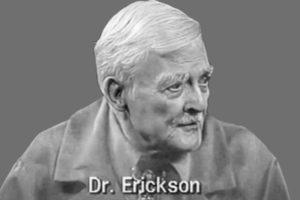 Milton Erickson père de l'hypnose thérapeutique